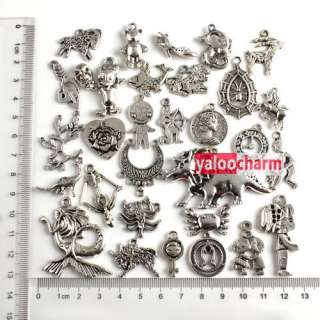 Antique Style Charms Pendants Fit Necklace Many Models For U