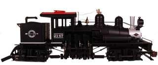 Scale Train (120.3) 3 Truck Shay Tsunami Sound Little River 82697