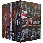 GREYS ANATOMY DVD SET SEASON 1 7 COMPLETE NEW