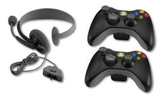 Xbox 360   Konsole Super Elite 250 GB inkl. 2 Wireless Controller inkl