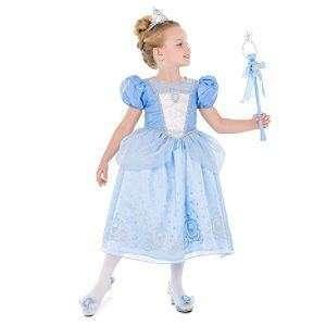 Disney Princess DELUXE Cinderella Kostüm / Kleid,  Gr