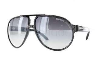 NEW Carrera Forever Mine 36BIC Black Silver Sunglasses