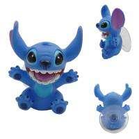2x Disney Lilo&Stitch Figure Suction Cup Window Hook