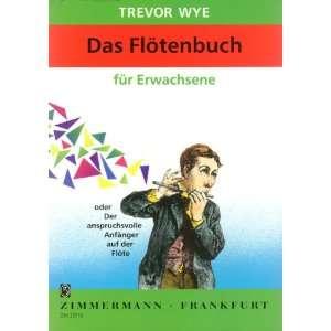 auf der Flöte  Trevor Wye, Werner Richter Bücher
