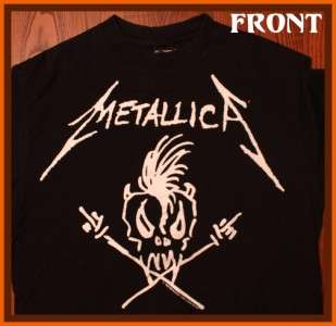 Metallica 1994 Rock Concert Tour T Shirt Large / Medium