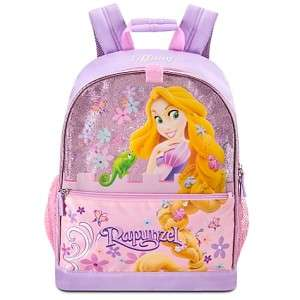 Tangled Rapunzel Large School Backpack NEW