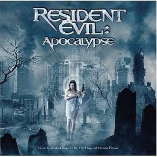 Resident EvilApocalypse Original Soundtrack