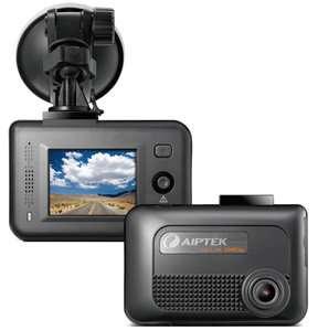 Aiptek Car Camcorder X1 (Full HD, 5 Megapixel, 5,3 cm (2,4 Zoll