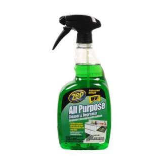 ZEP 32 oz. All Purpose Cleaner and Degreaser ZUALL32