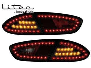Seat Leon 1P1 LITEC LED Rückleuchten 09+ smoke