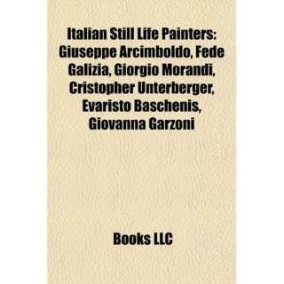 Italian Still Life Painters Giuseppe Arcimboldo, Fede Galizia