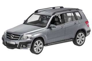 Mercedes Benz GLK Klasse palladiumsilber metallic 143