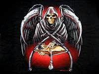 Skull Totenkopf Biker Chopper T Shirt