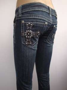 Miss Me Jeans SZ26 Inseams33 Skinny Good Price NWOT