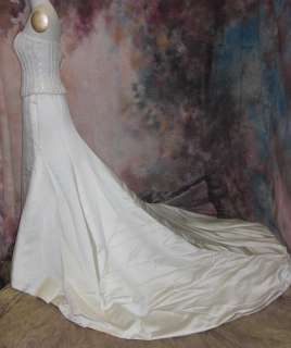 Cara Mia   Wedding Bridal Gown   Ivory SZ 6