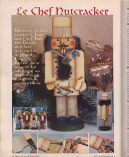 Wood Strokes Magazine~Wind Chime~Smoking Dragon Burner+