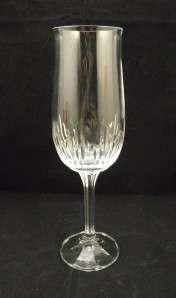Bohemia Crystal Brighton Cut Champagne Flute Glass