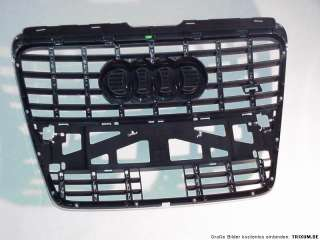 Audi A6 S6 4F Kühlergrill Grill Frontgrill ACC Distanzregelung