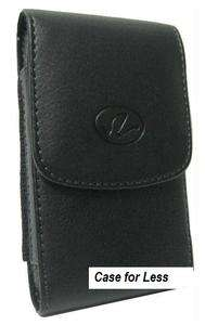 For Verizon Pantech Hotshot Vertical Leather Case Cover Pouch Clip
