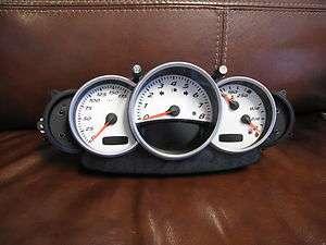 Porsche 986 Boxster S Instrument Cluster Speedometer Manual