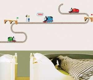 thomas the train character Wall Vinyl Decal Art Mural graphics Window