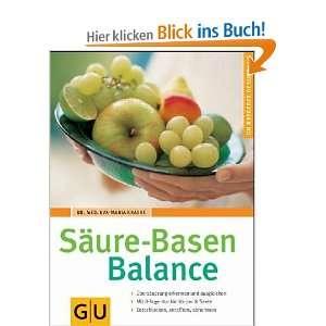 durch Säure  Basen  Balance: .de: Eva Maria Kraske: Bücher