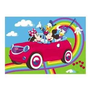 Micky Maus und Freunde Teppich Mickey Mouse  Spielzeug