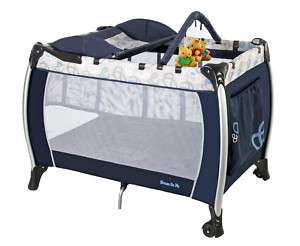 The Dream On Me Family Collection Deluxe Playpen