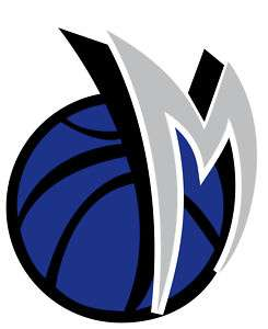 DALLAS MAVERICKS Logo Window Wall STICKER Car DECAL