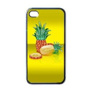 NEW iPhone 4 Hard Case Cover Pineapple
