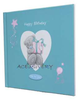 Me To You TATTY TEDDY HAPPY BIRTHDAY Gift HB Book NEW