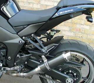 Z1000 2010 2011 CARBON MOTO GP STUBBY EXHAUSTS SP ENGINEERING CANS