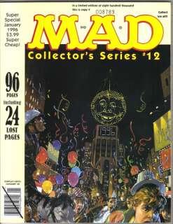 Mad Magazine Collectors Series #12, Super Special #110, 1996 FINE+