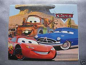 10 Birthday Party Invitation card Disney Car