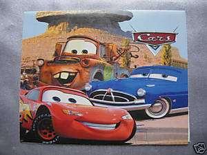 10 Birthday Party Invitation card Disney Car