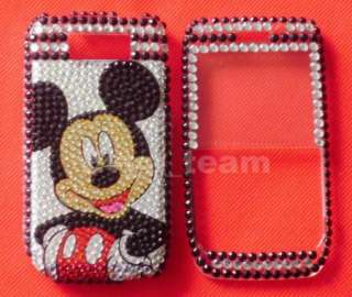 New Disney Mickey mouse Bling Case Cover For Nokia E63