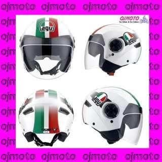 AGV CITYLIGHT RACE ITALIA CASCO MOTO DEMI JET NUOVO
