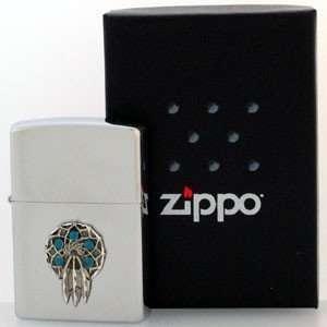 Native American Zippo Lighter   Dreamcatcher Home Improvement