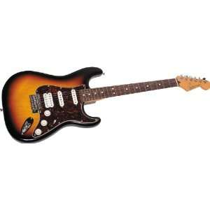 Fender Deluxe Lonestar Stratocaster Electric Guitar 3 Tone
