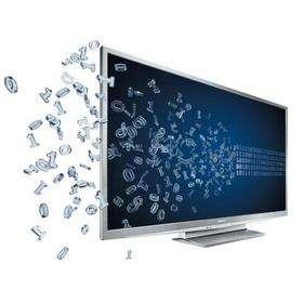 TOSHIBA   TV LED 40 pollici Full HD con DVB 40RL838G