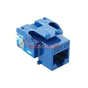 ICC CAT5E Component Rated Keystone Jack Gold Plated Brass