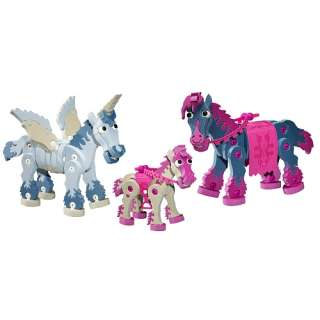 Bloco Horses and Unicorns Construction Set   Griffon 1011077
