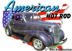 You are bidding on 1 1938 Gray Chevy Coupe Custom Hot Rod USA T