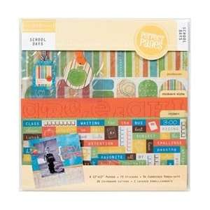 Colorbok School Days Page Kit 12X12 45314; 2 Items/Order