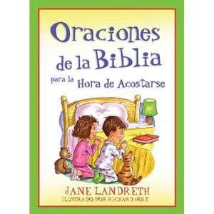 Oraciones de La Biblia Para La Hora de Acostarse: Bible