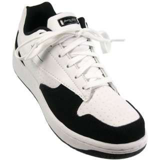 Reebok Daddy Yankee White & Black Leather Casual Shoes for Men