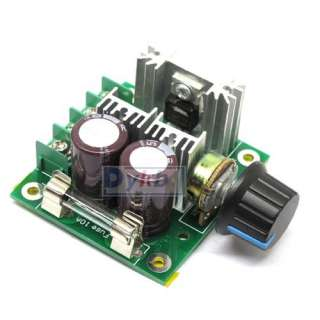 40V 10A Pulse Width Modulation 13khz PWM DC Motor Speed Control Switch