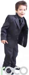 BOYS holy COMMUNION CONFIRMATION shirt tie SUIT 1   15y