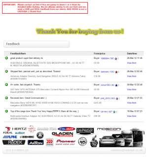 Skoda SAT NAV MFD RADIO NAVIGATION SYSTEM Navi GPS DX VW Ford Seat