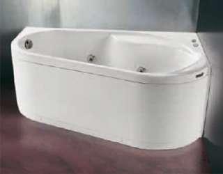 Vasca da bagno asimmetrica pannellata idealstandard praxis 160x90x60 - Vasca da bagno 160x60 ...